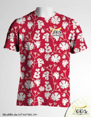 Floral T-shirt 15a