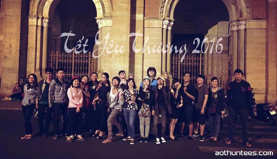 TEES tham gia chương trình Tết Yêu Thương 2016