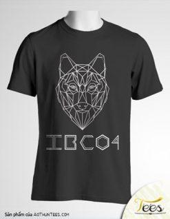 Áo thun đồng phục lớp IBCO4 – Đại học Kinh tế