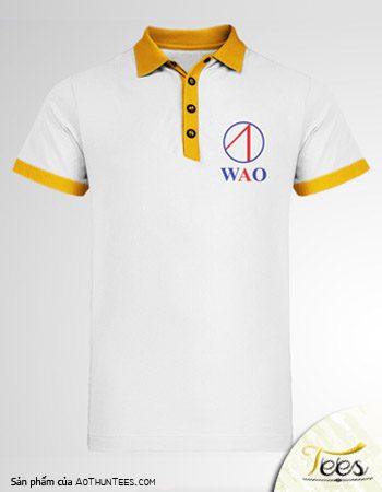 Nha khong day WAO2 - Áo thun đồng phục của Nhà không dây WAO