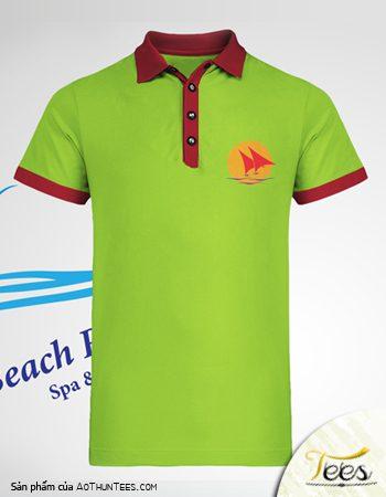 Áo thun đồng phục Sunny Beach Resort Spa