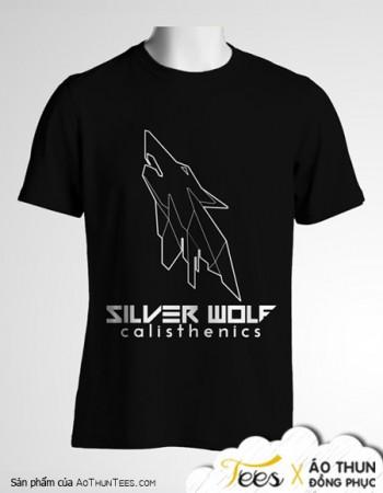 Áo thun đồng phục CLB Silver Wolf
