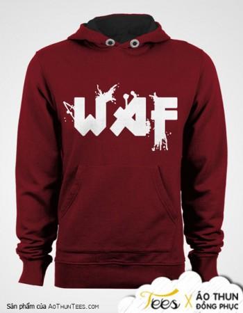 Áo hoodie đồng phục nhóm nhảy WAF