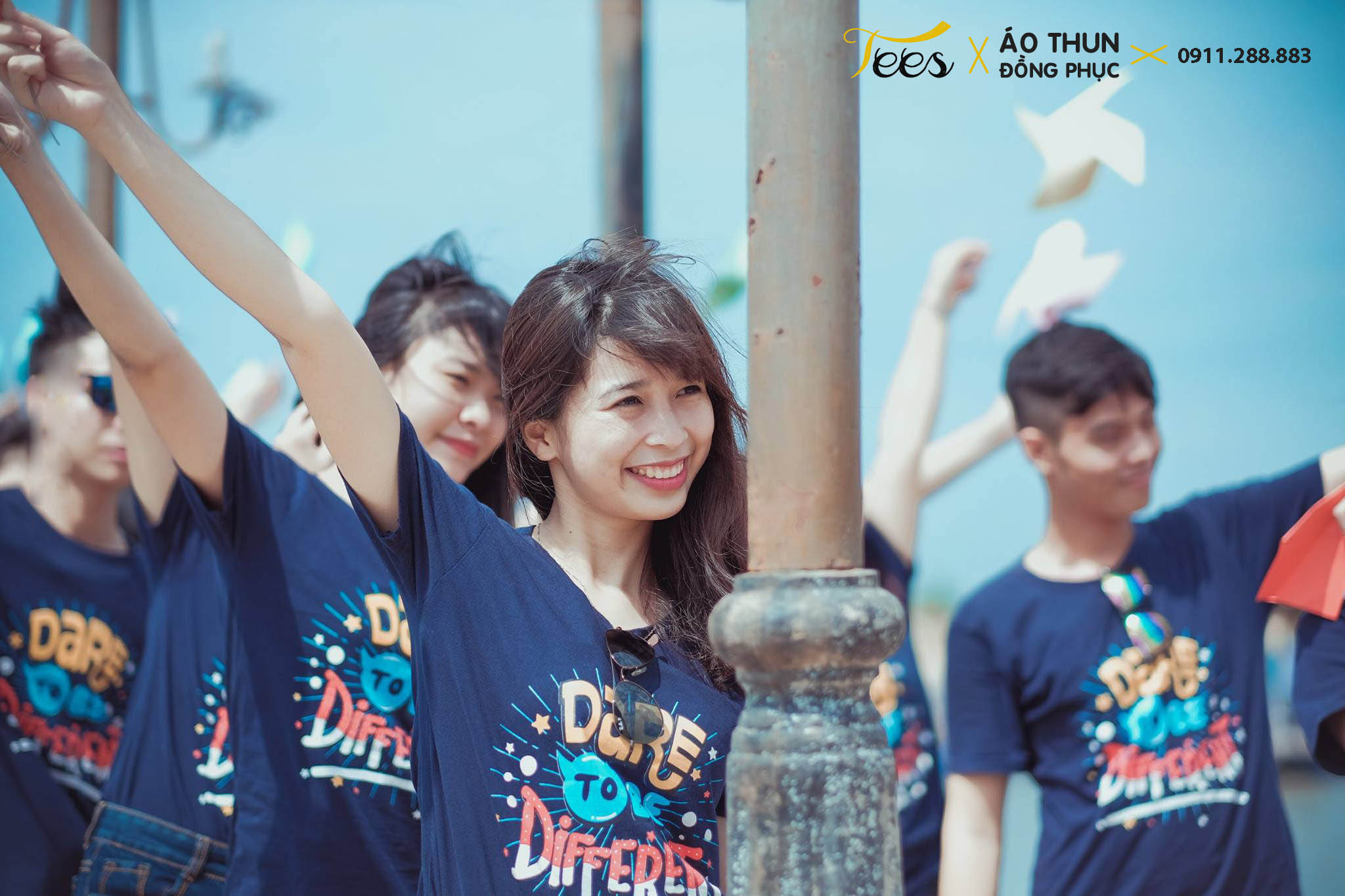 aothun D3 THPT Tran Bien 9 - Áo thun lớp 12D3 – Trường THPT Trấn Biên – Biên Hòa