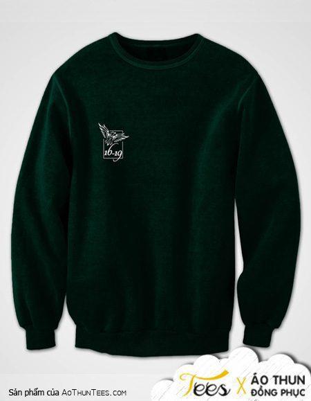11A6 THPT Bui Thi Xuan 2 - Áo sweater đồng phục lớp 11A6 - THPT Bùi Thị Xuân