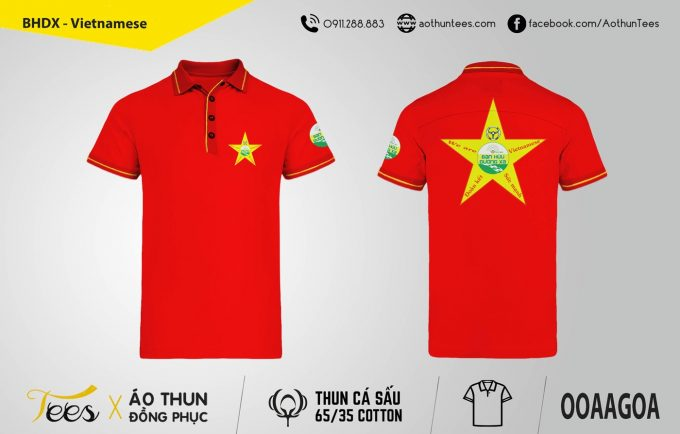 Áo thun Bạn Hữu Đường Xa – Vietnamese