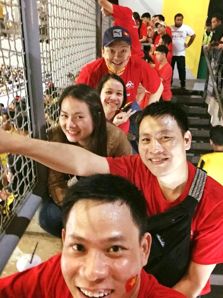 A - Áo thun du lịch cổ động Việt Nam vô địch chung kết Seagame 2019 - Công ty Transviet