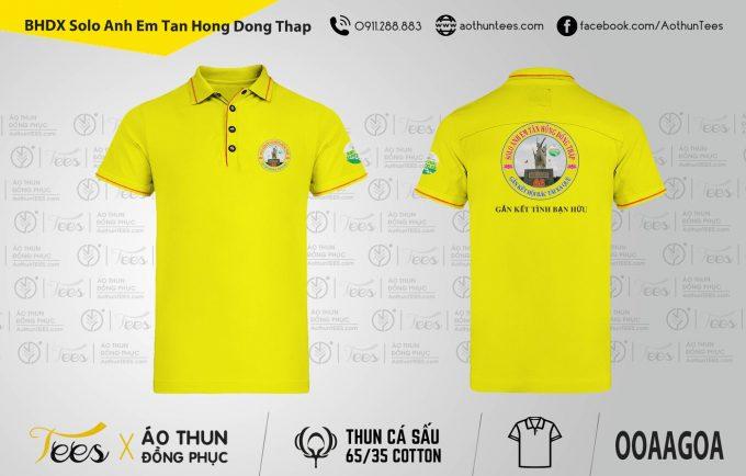 063. BHDX Solo Anh Em Tan Hong Dong Thap 680x434 - Áo thun Bạn Hữu Đường Xa - Solo Anh em Tân Hồng Đồng Tháp
