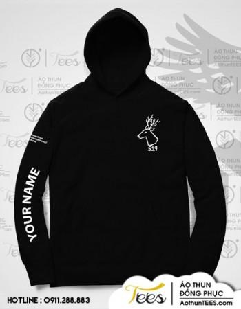 Bao Ngan AIS Hoodie1 350x450 - Áo hoodie đồng phục trường Quốc Tế Mỹ AIS
