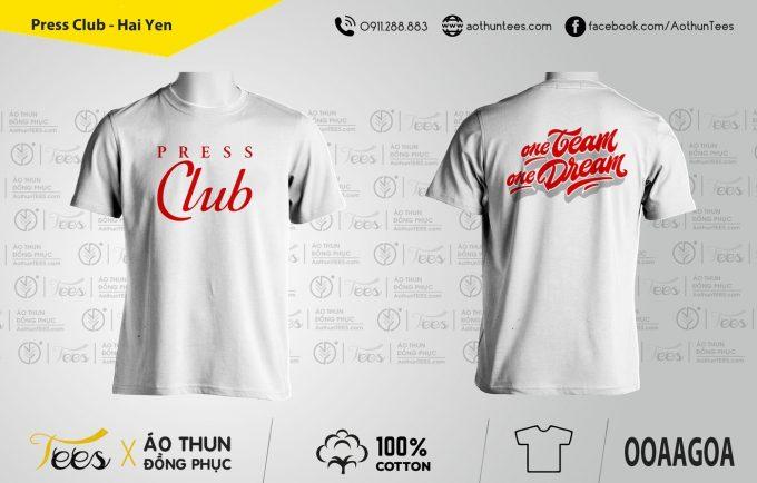 Press Club 680x434 - Áo thun đồng phục Press Club