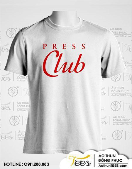 Press Club1 - Áo thun đồng phục Press Club