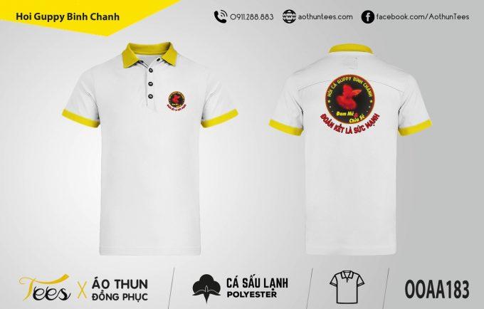 156. Hoi Guppy Binh Chanh 680x434 - Áo thun đồng phục Hội cá Guppy Bình Chánh