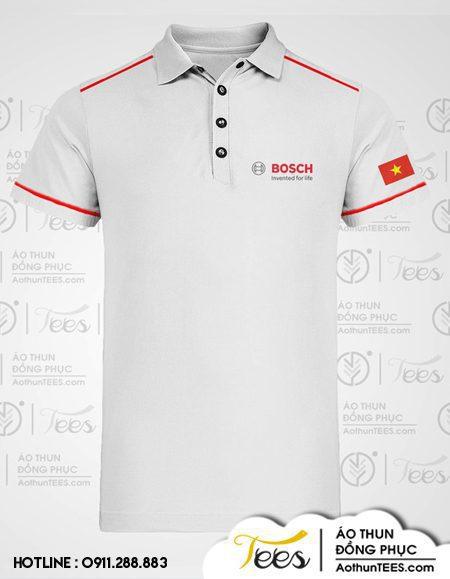 179. Bosch1 - Áo thun đồng phục Bosch VietNam