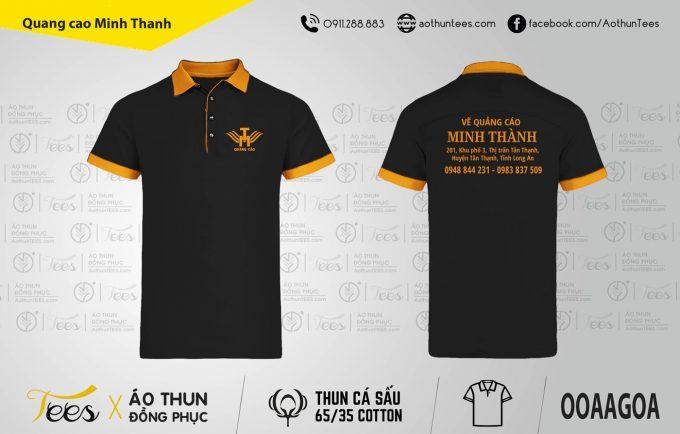 200. Quang cao Minh Thanh 680x434 - Áo thun đồng phục Quảng cáo Minh Thành