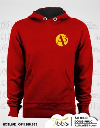 Áo hoodie đồng phục lớp 7A3 – THCS Ngô Thời Nhiệm