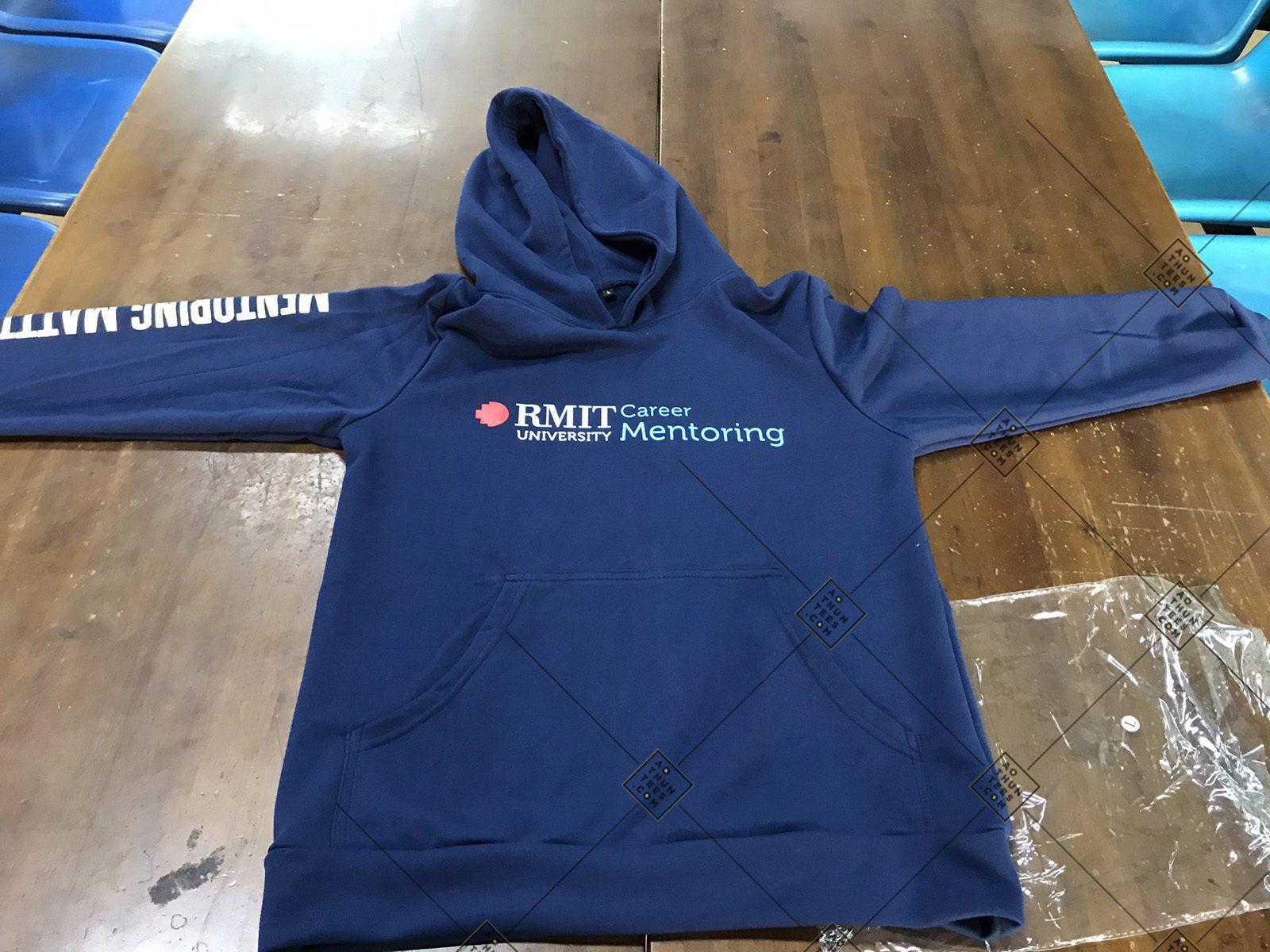 Rmit Hoodie 1 34f850a4e3b01bee42a11 - Áo hoodie đồng phục trường Đại học Quốc tế RMIT Việt Nam - Career Mentoring