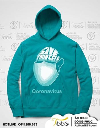corona 05.2. Hoodie2a2 350x450 - Áo hoodie phòng dịch bệnh Corona Virus
